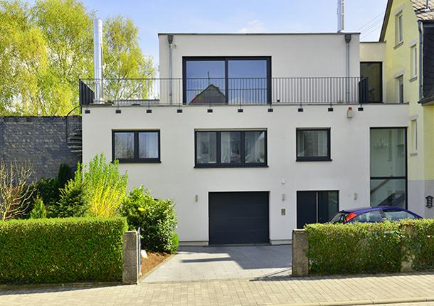 Umbau Haus sanierung/umbau haus w. - jk architektur