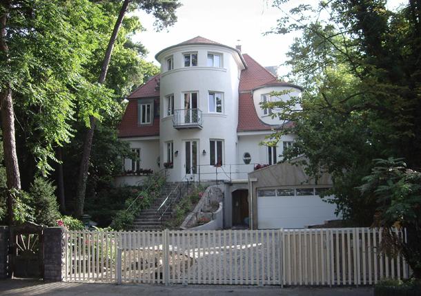 Umbau Villa Dr. GK, Mainz-Gonsenheim 2009-107