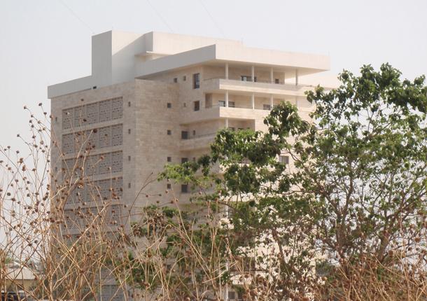 Wohn- & Bürotürme Abuja (Nigeria) 2007-99